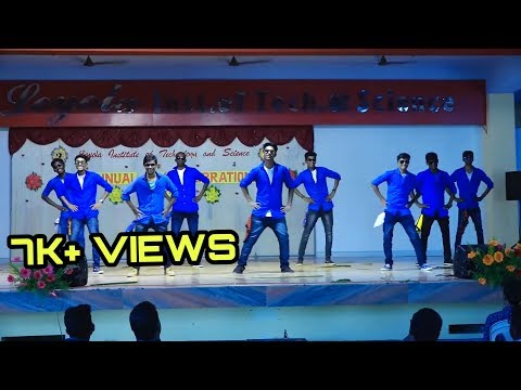 LOYOLA COLLEGE OF TECHNOLOGY AND SCIENCE THOVALAI.1ST YEAR EEE DANCE PERFORMANCE....