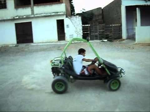 Mini Buggy 100cc Rodrigo E Iago Youtube