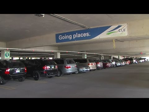 Parking lot rates at Cleveland Hopkins International airport are being increased by $1.50