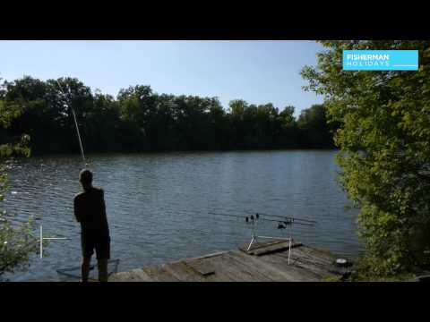 Domaine de Brocard, Carp Fishing in France - FishermanHolidays.com