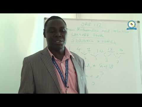 OAF 112, KA2 lecture 4