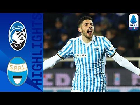 Atalanta 1-2 SPAL | Petanga & Valoti Cancel Out Atalanta Opener! | Serie A TIM