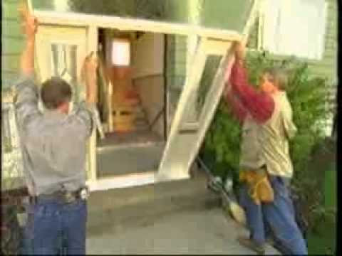 How To Replace Your Front Entrance Door Shell Busey