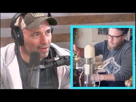 Joe Rogan on Seth Rogen's $500 Gravity Bong