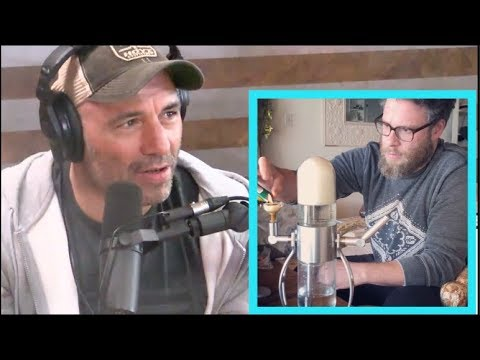 Joe Rogan on Seth Rogen's $500 Gravity Bong