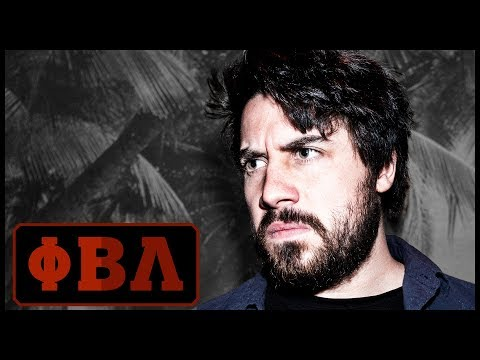 Manuel Huedo monólogo (Noviembre 2018) / Phi Beta Lambda
