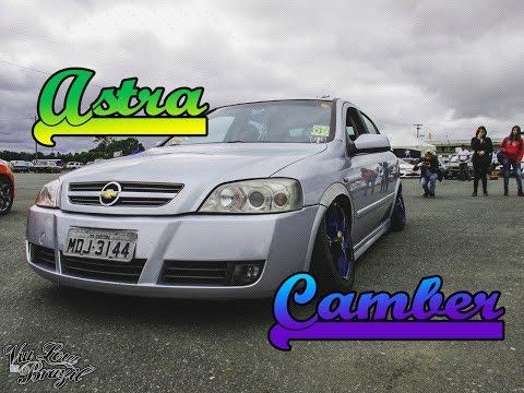 ASTRA CAMBER | Curitiba Motor Show 2016 | Vw Low Brazil