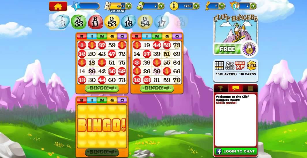 tpir bingo