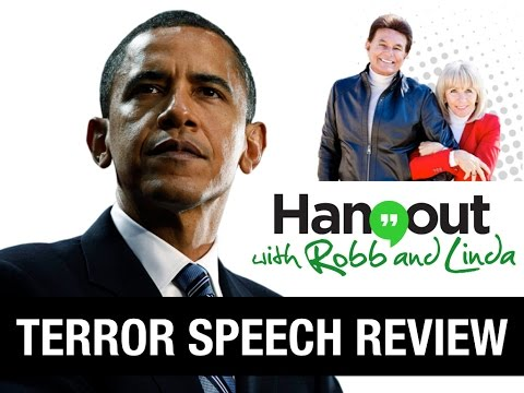 The President Addresses the Nation on Keeping the American People Safe | Hangout with Robb and Linda