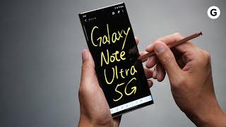 [Sponsored]なぜペン付きスマホがずっと人気なのか、使ってみたらわかった【Galaxy Note20 Ultra 5G】