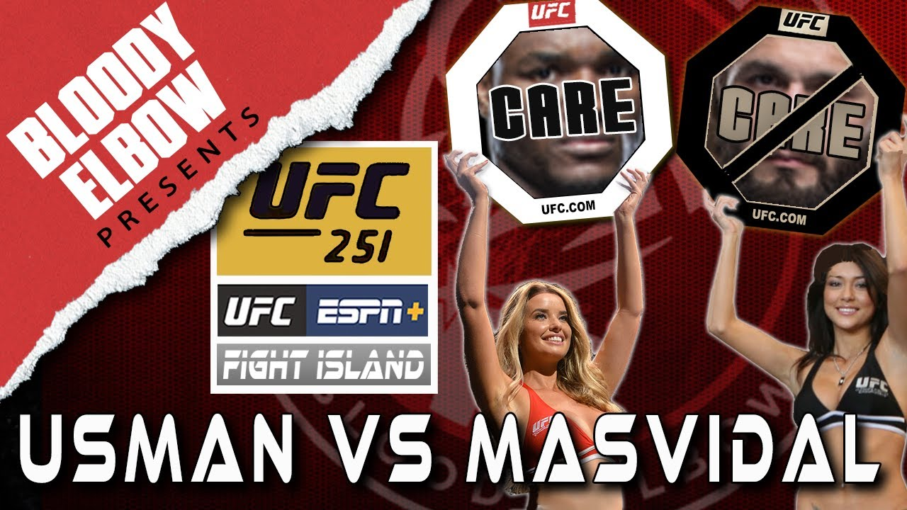 How to watch UFC 251 on ESPN Plus: Fight card, odds, PPV cost ...