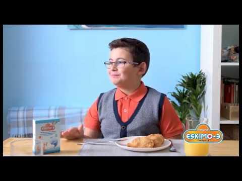 Ескимо 3 - омега 3 с портокалов вкус - рекламен клип