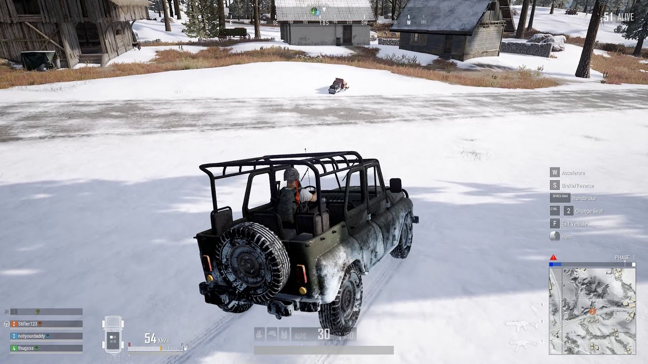 pubg new winter map gameplay vikendi first look test. Black Bedroom Furniture Sets. Home Design Ideas