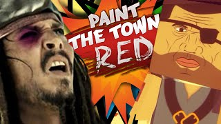 Treta Pirata! - Paint the Town Red