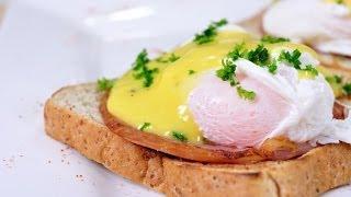 เอ้กเบเนดิก Egg Benedict