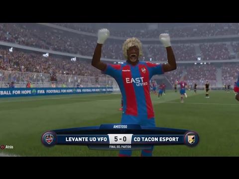 JORNADA 1 VFO | Levante UD eSports 5-0 CD Tacon eSports