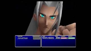 Final Fantasy VII part 12 End
