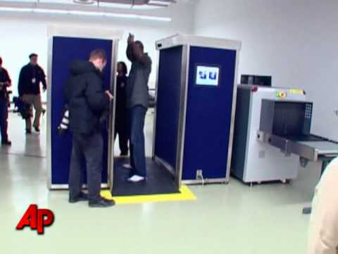 Dutch to Use Full Body Scanners for U.S. Flights