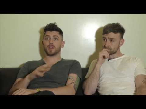Twin Atlantic interview - Sam and Ross (part 1)