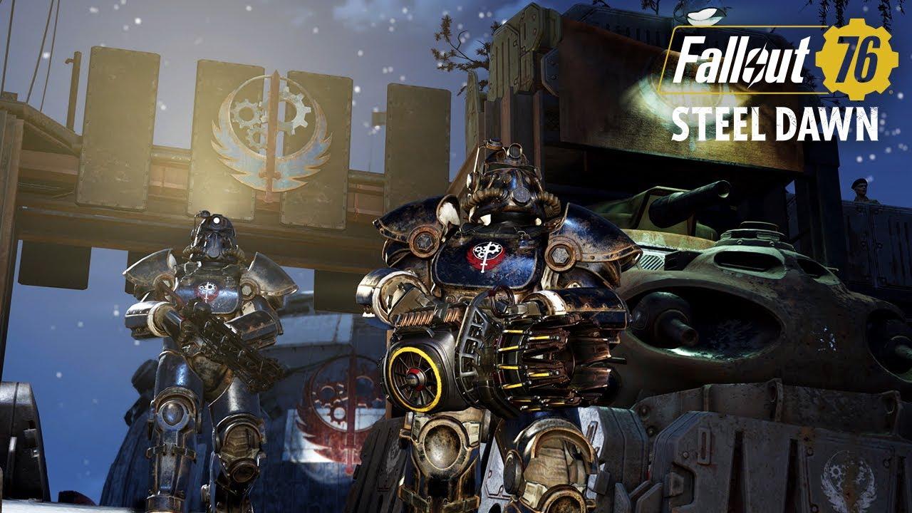 ウエスト ランダーズ fallout76 【Fallout76】Wastelandersで追加された新武器・防具、CAMP設計図の一覧と入手方法