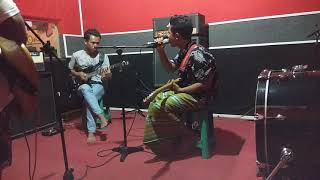 Rens Rembo Kids cover stay cool (latihan)