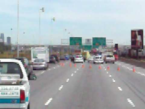grosse accident a montreal 4 truck et 2 vehicules