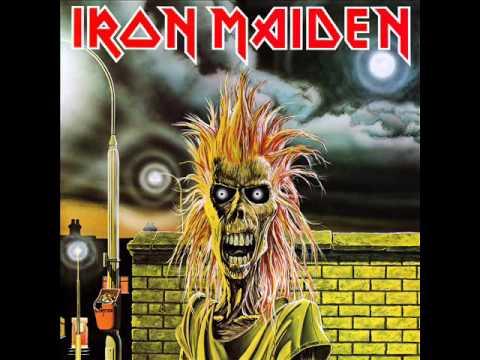 Iron Maiden - Fear Of The Dark (D#/Eb)