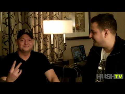 HushTV Interview with: DJ Dan