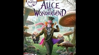 (2010) Alice in Wonderland: Test In 4K UHD - High Mode On PC With TriDef® 3D