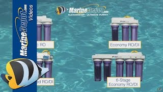 Marine Depot KleanWater RO & RO/DI: Affordable Tap Water Filtration