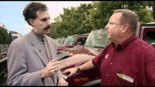 Borat fr veut acheter une voiture