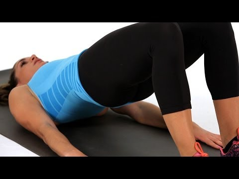How to Do a Pelvic Tilt | Abs Workout