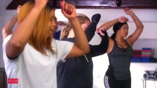 Уроки танцев - Как худеют знаменитости