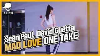 Mad Love - Sean Paul, David Guetta ft. Becky G | Miu Kim Choreography | 1Take Video