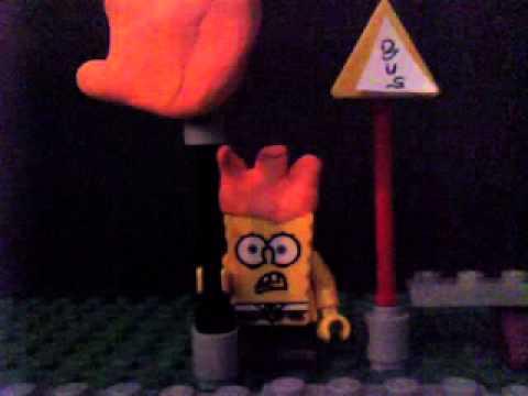 lego spongebob rock bottom