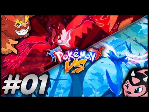 "Pokemon X & Y Nuzlocke Versus w/ shofu & PokeaimMD Episode 01 ""Left Behind"""
