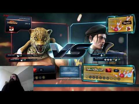Aris Plays Tekken 7 Ranked w/ King - Streamer Throw Mixups