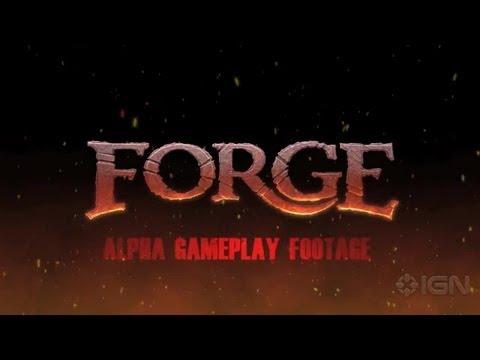 FORGE - Pyromancer and Pathfinder Alpha...