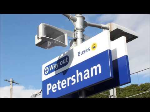 [AUDIO] Defective CityRail Speaker at Petersham Railway Station