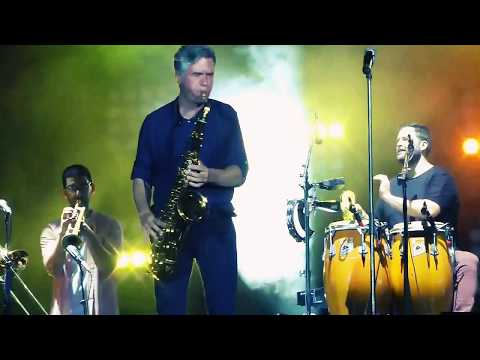 The Brooks Live! FUNK EXPLOSION Full Show! Montreal Jazz Festival Canada 2017