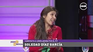 Soledad Diaz García | Candidata a legisladora FIT