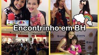 Vlog: Encontrinho de Belo Horizonte na Rihappy do Shopping Del Rey Julia Silva