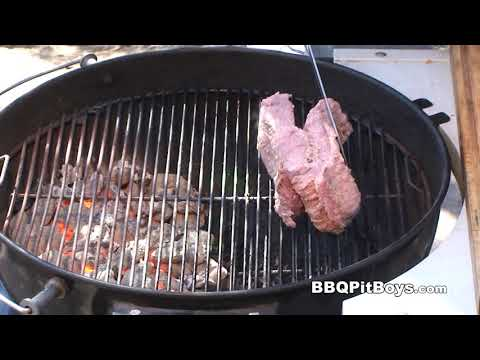Corned Beef Brisket Barbecue Recipe By The BBQ Pit Boys