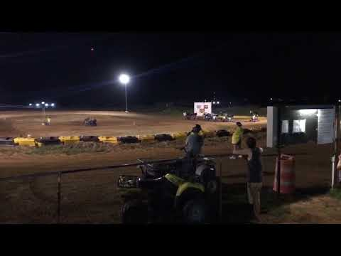 2019-4-27 Texoma Motor Speedway partial 250 Feature