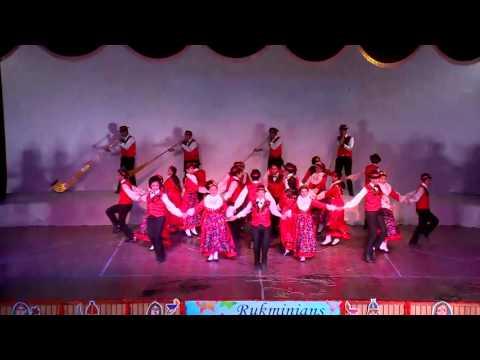 Swiss Folk Dance