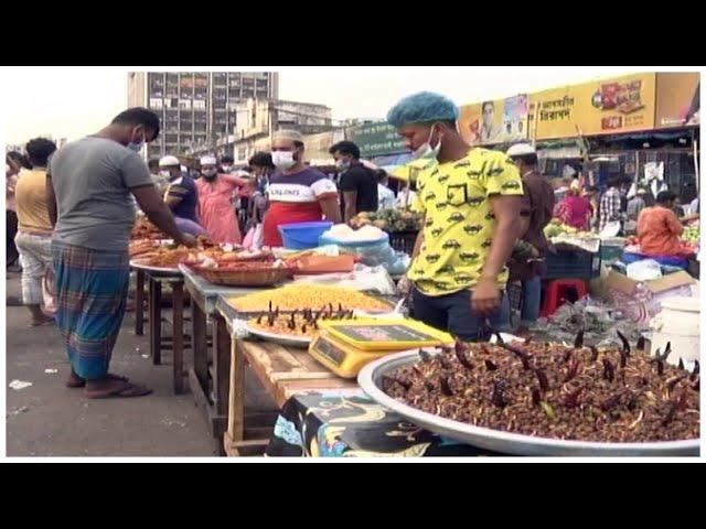 ইফতারির খাদ্য তালিকায় পরিবর্তন আনা উচিত বলে মনে করেন পুষ্টিবিদরা। ATN Bangla News