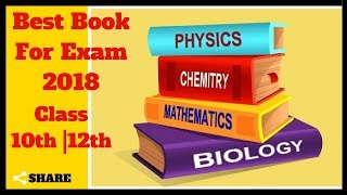 Best book for CBSE 2018 Class X | XII | What??