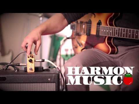 Mooer Acoustikar Acoustic Simulator Demo - Harmon Music - HIGH DEFINITION