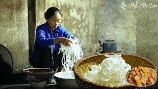 Mẹ làm mứt dừa, mứt cà rốt chuẩn bị cho Tết Cổ Truyền ( Coconut And Carrot Jam ) I Ẩm Thực Mẹ Làm