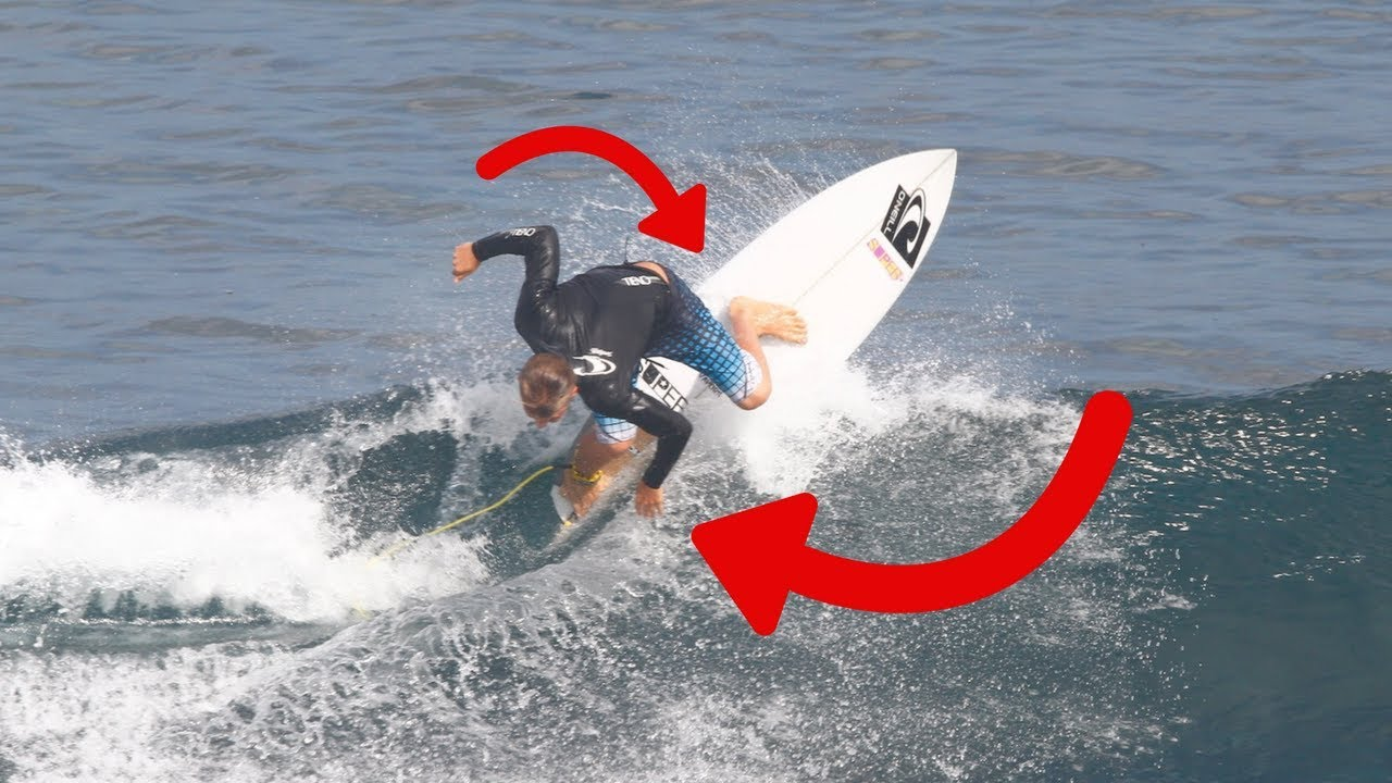 how to surf backside